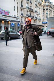 2017 Fashion Paris Men Street-Style