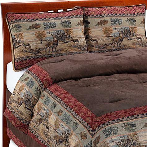 deer valley comforter set  croscill bed bath