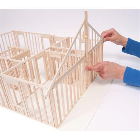 balsa wood house kits  woodworking