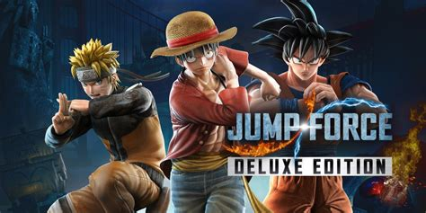 Notify me about new do you honestly believe an incredibly fast racer with split second attacks will work on nintendo's online? JUMP FORCE - Deluxe Edition | Nintendo Switch | Jeux ...