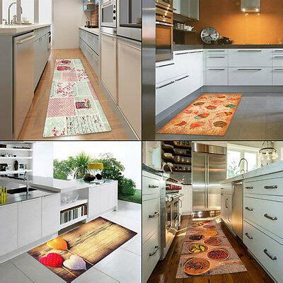 tappeti e bay w535 stuoie cucina disegni colorati guide tappeti