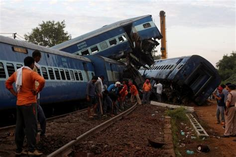 India Train Accident Injures At Least 42