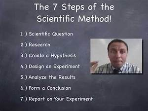 The Seven Steps of the Scientific Method (with Mr. C ...