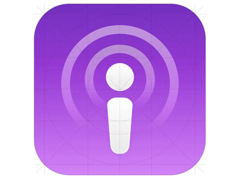 podcasts on iphone apple podcasts sketch freebie free resource for