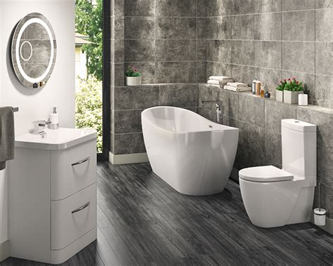 Synergy Belgravia Modern Configurable Bathroom Suite