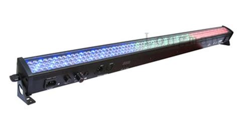 led hyper bar 252 weatherproof rgb wash strobe light