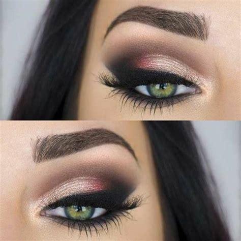 comment maquiller des yeux bleus comment maquiller les yeux verts 50 astuces en photos et vid 233 os