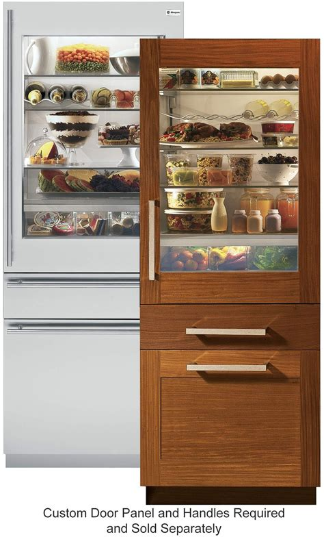 ge monogram zikgnhii  counter depth bottom freezer refrigerator enjoy