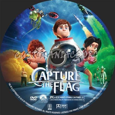 capture  flag dvd label dvd covers labels