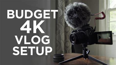 vlogging setup