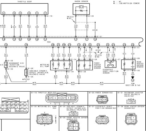 Wiring Diagram For Mazda Rx 8 by Rx8 Wiring Diagram Wiring Diagrams