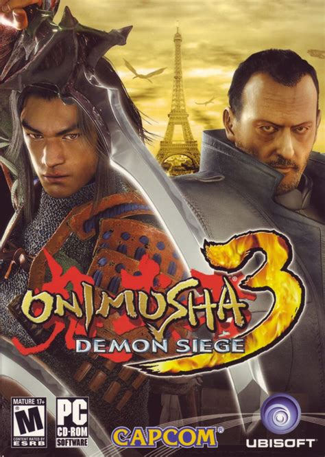 siege playstation onimusha 3 siege for playstation 2 2004 mobygames