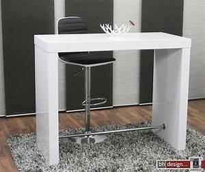 Bartisch Set Ikea : block bartisch hochglanz weiss powered by bell head preiswerte versandkosten innerhalb de ~ Watch28wear.com Haus und Dekorationen