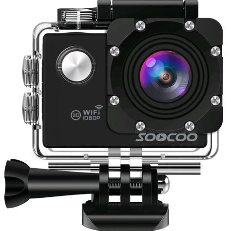 sharper image action camera captures full hd digital video