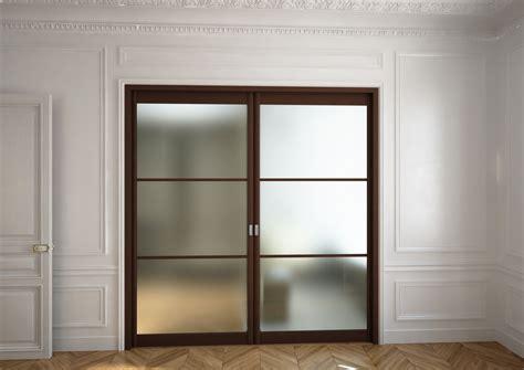 grande porte coulissante interieur sogal vous aide 224 am 233 nager votre int 233 rieur