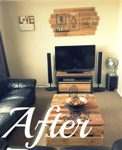 diy livingroom home made diy modern rustic living room make