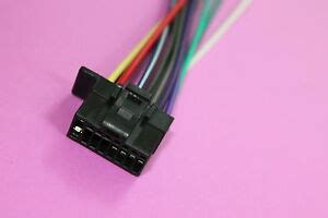wire harness for sony cdx gt575up mex m70bt wx gt90bt new s ebay