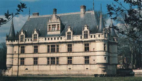 azay le rideau chateau histoire indre et loire azay le rideau chateau