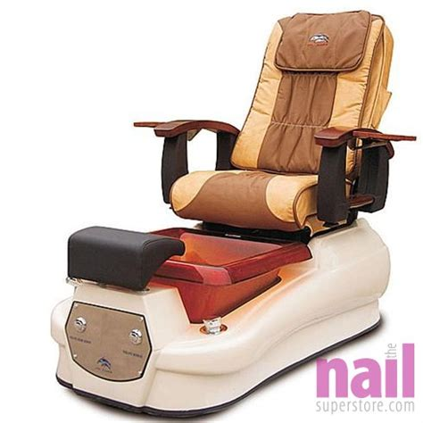 whale spa pipeless pedicure spa chair with roller