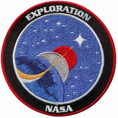 Nasa Patch Space Exploration Patches Shuttle Vision
