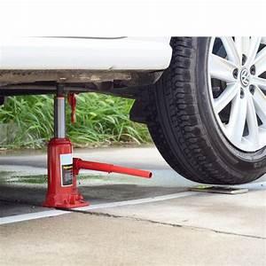 6 Ton Poratable Hydraulic Bottle Jack Car Emergency Tire