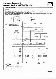 Honda Civic 1991 Wiring Diagram