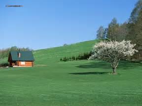 Beautiful Country Farm Scenes