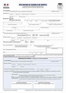 Ou Envoyer Certificat De Cession Véhicule : systeme d 39 immatriculation des vehicules ~ Gottalentnigeria.com Avis de Voitures