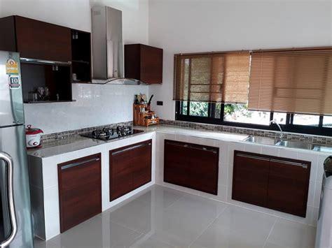 thai style kitchen design บ านสไตล ล านนาประย กต ด งเด ม เร ยบง าย ออกแบบและค มงาน 6038