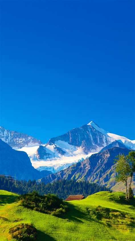 wallpaper switzerland alps mountains landscape hd