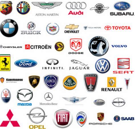 Brand Of Cars by Best Car Logos Car Companies