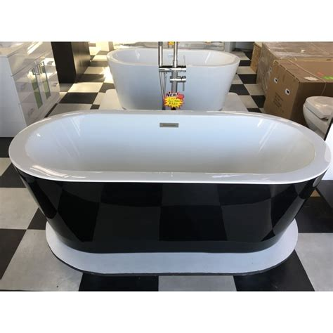 freestanding bathtub oval mm