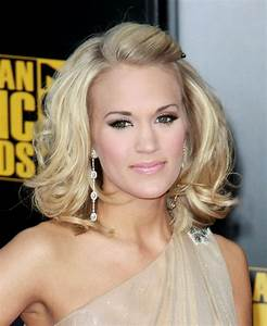Cool Medium Length Hairstyle Ieads Prom Hairstyles