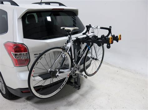 subaru bike rack subaru forester softride element parallelogram tilting 4