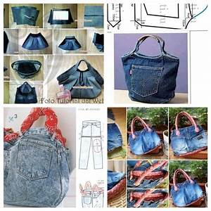 5 Fantastic Bags Made with Recycled Jeans u2013 Free Guides
