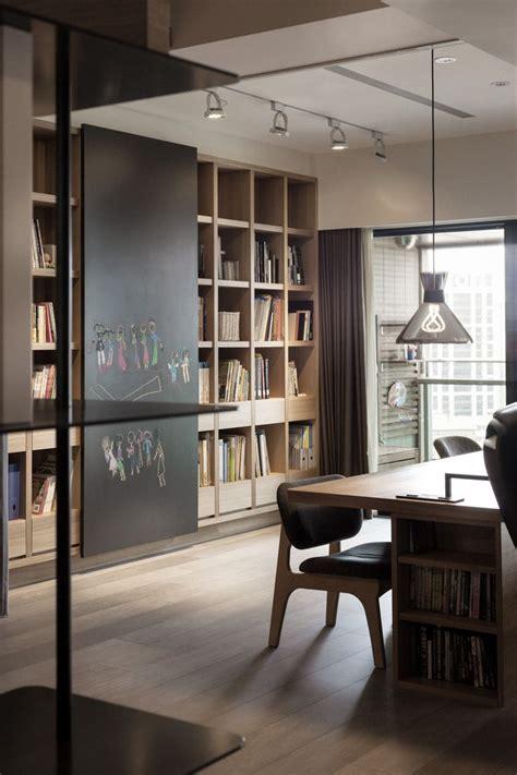 partidesign creates spacious open concept apartment