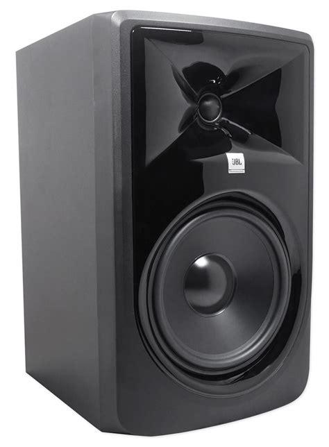 2) JBL 308P MkII 8