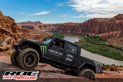 jeep moab truck bfgoodrich tires presents race dezert off road