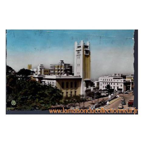 algerie mostagaden hotel de ville et poste
