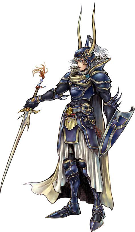 warrior of light another 10 karakter utama dissidia terfavorit part1