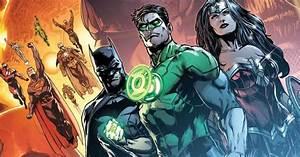 Green Lantern Won't Show Up Until Justice League Part 2 ...
