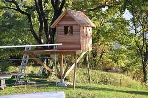 Comment Construire Une Cabane à écureuil : cuisine fabriquer une cabane en bois dans un arbre mzaol comment faire une cabane dans un ~ Melissatoandfro.com Idées de Décoration