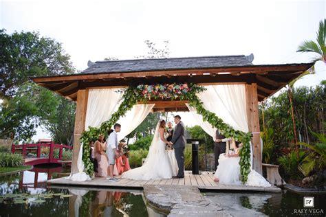 Jardin Japones Destination Wedding Ponce Puerto Rico  J & D