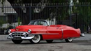 Cadillac Eldorado Cabriolet : 1953 cadillac eldorado convertible s189 kissimmee 2016 ~ Medecine-chirurgie-esthetiques.com Avis de Voitures