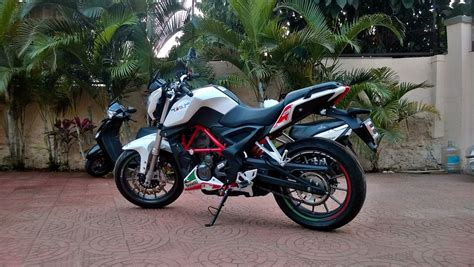 Review Benelli Tnt 25 by Benelli Tnt25 Ownership Review Rohan Takalkar Shares His