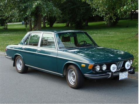 Clean 1973 Bmw Bavaria