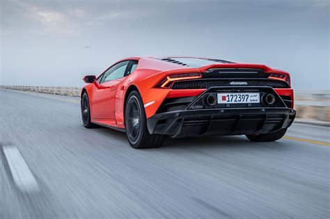 Lamborghini Huracan Evo by New Lamborghini Huracan Evo 2019 Lamborghini Cars Review