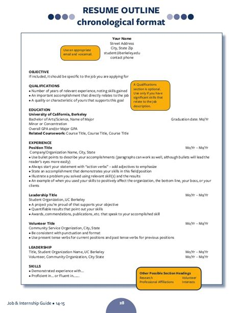 What To Name Your Resume by Resume Writing