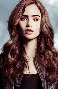 Celebrity Lily Collins Hair Changes Photos Video