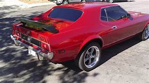 1973 Ford Mustang Coupe 302